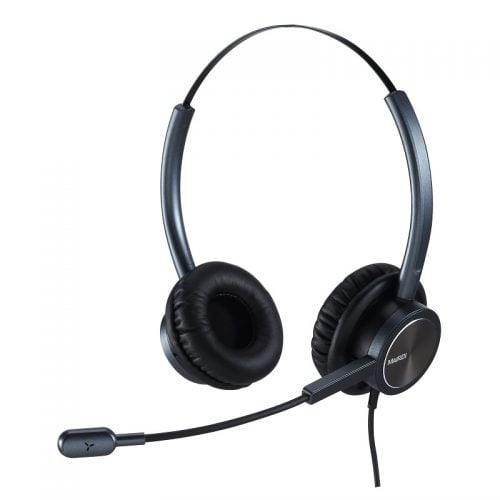 Mairdi 809 QD/USB Wired Headset