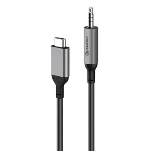 ALOGIC 1.5m USB-C (Male) to 3.5mm Audio (Male) Cable