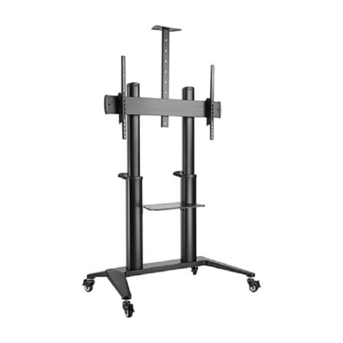 "Brateck 70""-120"" Ultra-Strong TV Cart/Trolley TTL12-610TW"