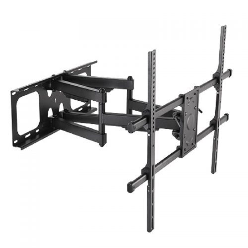"Brateck Full-motion TV Wall Mount for 50-90"" Curved and Flat TVs"
