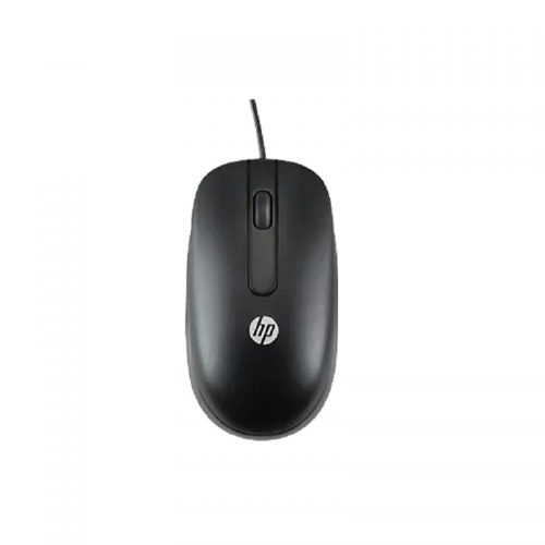 HP QY775AA PS/2 Optical Wired Mouse with 3 Buttons
