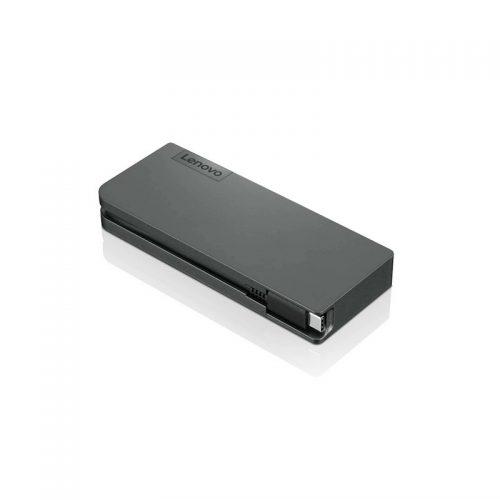 Lenovo Powered USB-C Travel Hub with HDMI, VGA, USB and Ethernet Port
