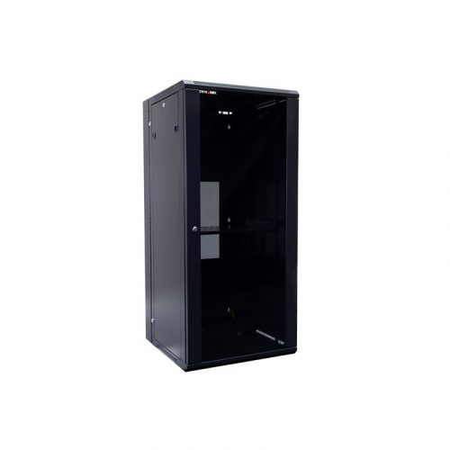 DYNAMIX 27RU Wall Mount Cabinet RSFDS27-600 - 600mm Deep Universal Swing with Removable Back Mount 600 x 600 x 1365mm
