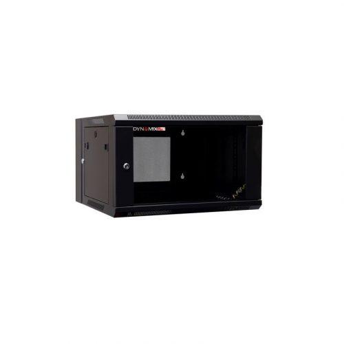 Image of DYNAMIX 6RU Cabinet RSFDSL6 - LITE Swing Wall Mount Cabinet 600 x 550 x 368mm