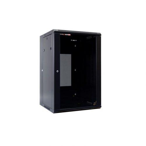 DYNAMIX 18RU Cabinet RSFDSL18 - LITE Swing Wall Mount Cabinet 600 x 550 x 901mm