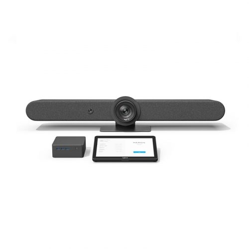 Logitech Rally Bar All-in-one video bar - Graphite