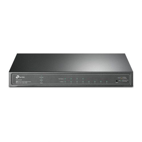 TP-Link JetStream 8-Port Gigabit Switch with 4-Port PoE+ TL-SG2008P