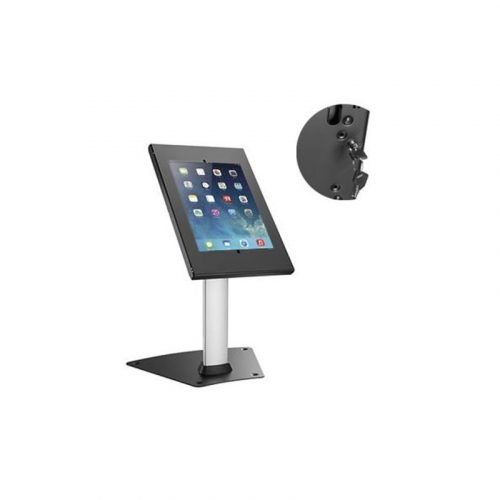 Brateck Tablet Kiosk Stand - Anti-Theft Countertop PAD12-04N