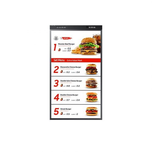 Image of Samsung OMN-D Series 55inch FHD Commercial Signage Display