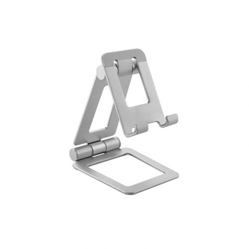 Brateck Phone and Tablet Stand - Adjustable Aluminium Foldable Stand (PHS05-1)
